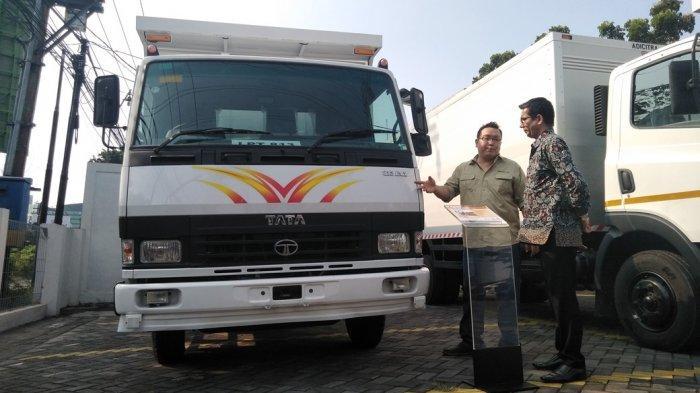 Solusi Regulasi ODOL, TATA Motor Rilis The New Tata Ultra 1014 Seharga Rp 363 Jutaan Di Surabaya
