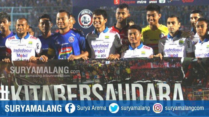 Persamaan Kekalahan Persib di Kandang Arema FC dan PSM Makassar, Robert : Tim Ini Tak Punya Karakter