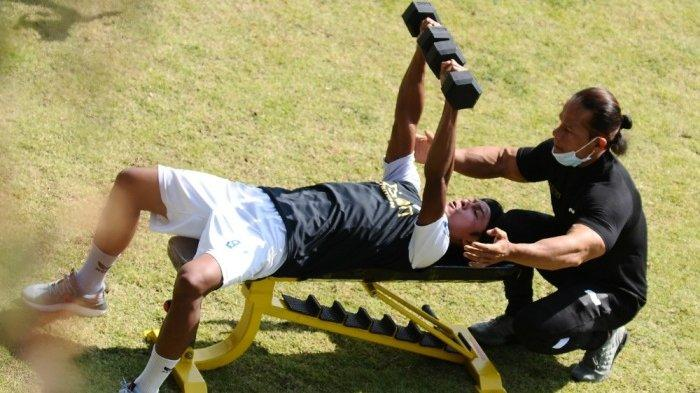 Yuk Intip Rangkaian Aktivitas Pemusatan Latihan Arema FC di Kota Batu