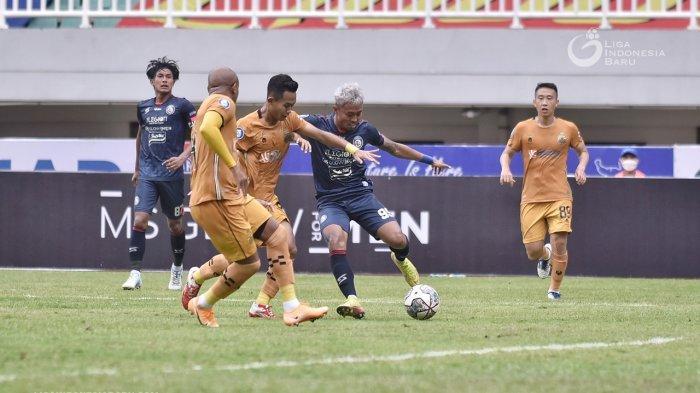 Tekanan Arema FC Tatap Laga Berikutnya Lawan PSS Sleman, Eduardo Almeida Dan Kapten Tim Pesan Ini