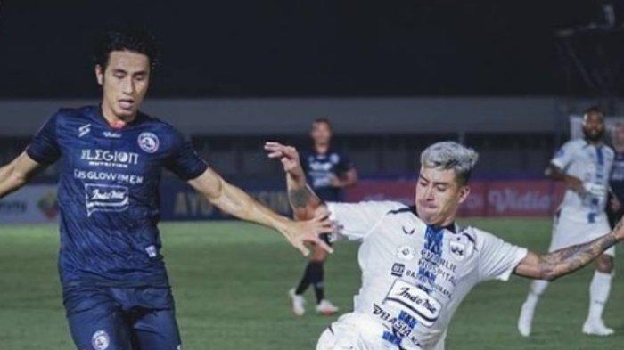 Persipura Vs Arema FC, Pemain Singo Edan Bicara Soal Target Juara dan Ambisi Raih Kemenangan Perdana