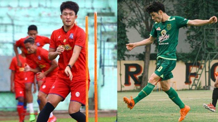Nasib Renshi Yamaguchi di Arema FC dan TaiseiMarukawa di Persebaya Saat Pemerintah Jepang Memanggil