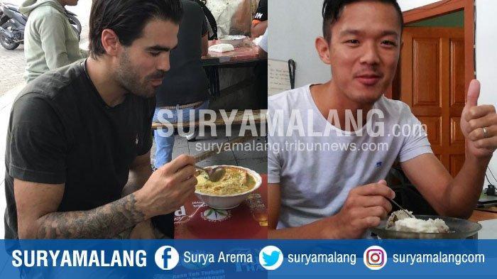 Ada Makanan Khas Indonesia di Balik Perekrutan Pemain Asing Persebaya dan Arema FC
