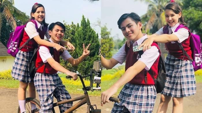 Biodata Pemain Dari Jendela SMP Wulan & Joko, Intip 5 Potret Akrab Rey Bong & Sandrinna Michelle