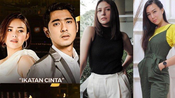 Update Daftar Pemain Ikatan Cinta, Biodata Feli - Anastasya Panggabean dan Aliyah Faizah - Cantika