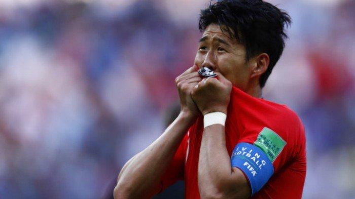 Son Heung-min, Bintang Timnas Korea Selatan Terbebas dari Wajib Militer, Ini Harapannya