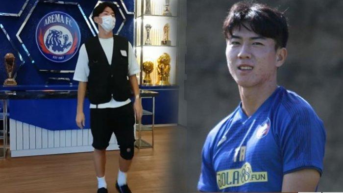 Satu Lagi Pemain Arema FC Cedera Serius, Pemain Berdarah Jepang Seiya Da Costa Lay Mohon Doa