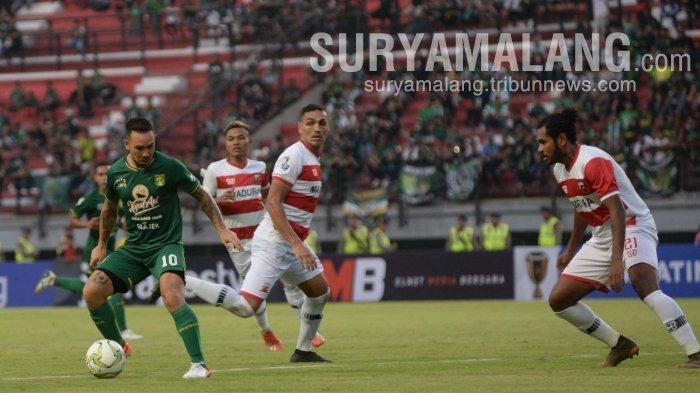 Pembelaan Djanur Terkait Hasil Imbang Persebaya saat Menjamu Madura United