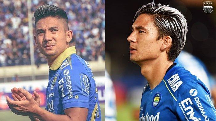 Daftar Pemain Persib Bandung Paling Populer di Twitter, Ada yang Sampai 1,9 Juta Followers