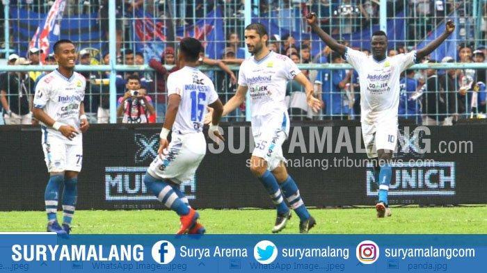 Prediksi Susunan Pemain Persib Bandung di Pertandingan Pembuka Piala Presiden 2019