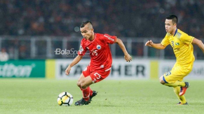 Persija Vs Persib, Riko Simanjuntak Bicara Tentang Kualitas Lapangan di Stadion PTIK