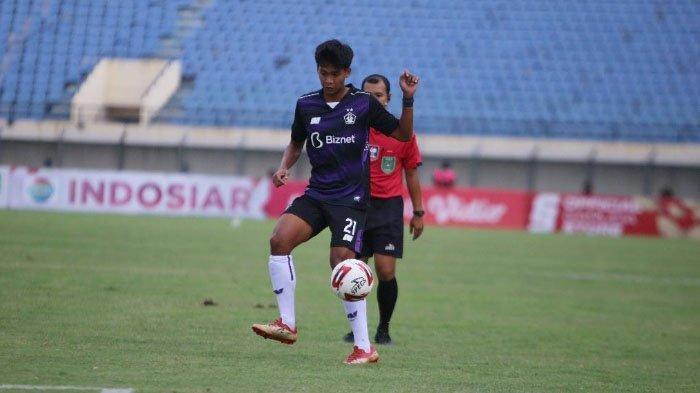 Sosok Jordan Zamorano, Pemain Muda Persik Kediri yang Tampil Gemilang di Piala Menpora 2021