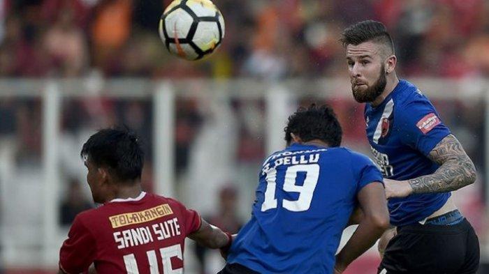 Jadwal Laga Tunda Final Leg Kedua Piala Indonesia PSM Makassar Vs Persija & Kronologi Pelemparan Bus