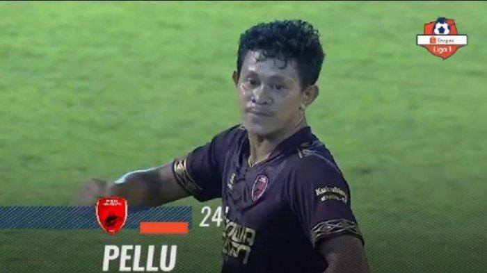 VIDEO Hasil Skor Akhir PSM Makassar Vs Arema FC di Babak Pertama 3-1, Diwarnai Penalti