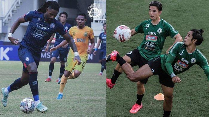 Prediksi Skor Arema FC Vs PSS Sleman Hari Ini, Catatan Hasil 14 Laga Sebelumnya Bisa Jadi Acuan