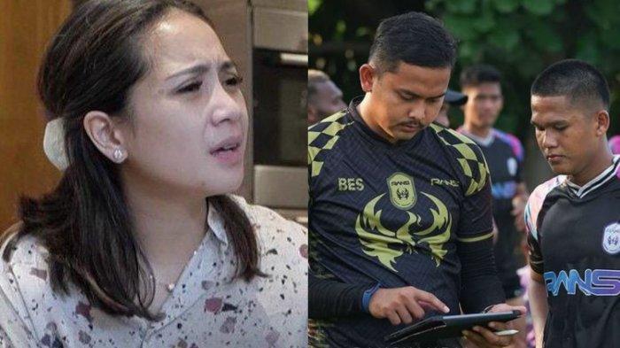 RANS Cilegon FC Kena Semprot Nagita Slavina Usai Kalah Lawan Dewa United, Gigi: Main yang Bener