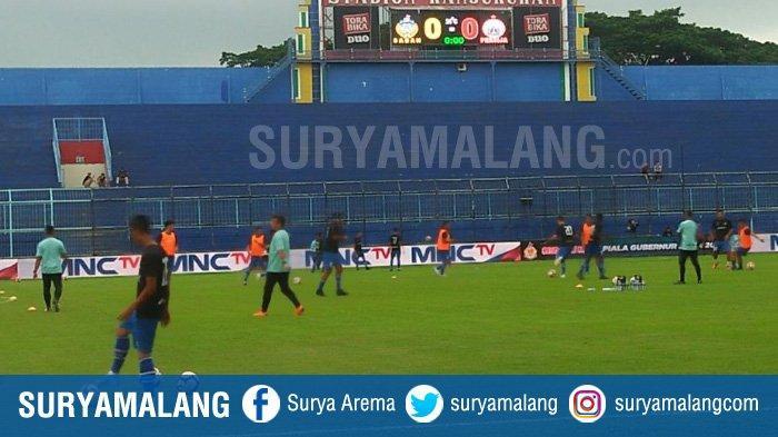 Susunan Pemain Persija Vs Sabah FA : Macan Kemayoran Tak Banyak Rotasi Pemain