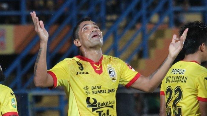 Prediksi Klub Baru Alberto Goncalves Usai Tinggalkan Sriwijaya FC, Persija Atau Madura United?