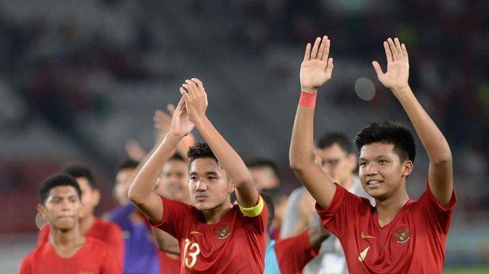 Perjuangan Timnas Indonesia U-16 di Piala Asia U-16 2020 Bakal Berat, Berpotensi Masuk Grup Neraka