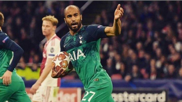 Hasil Semifinal Liga Champions Ajax Amsterdam Vs Tottenham Hotspur, Lucas Moura Antar Spurs ke Final