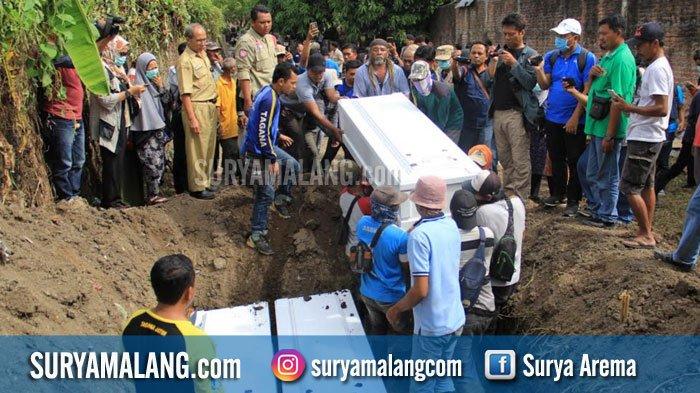 Ada Hal Janggal yang Terjadi Saat Pemakaman 4 Terduga Teroris di Sidoarjo
