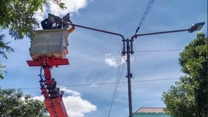 DPUPR Kota Batu akan Pasang Lampu Penerangan Jalan Umum di 257 Titik, Anggaran Rp 4,7 miliar APBD