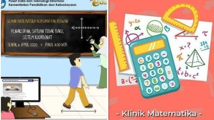 Kunci Jawaban Soal Matematika Perkalian Pembagian Sd Kelas 1 2 3 Pak Ridwan 23 April 2020 Di Tvri Surya Malang
