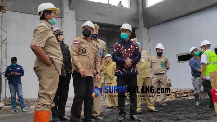 Wali Kota Malang Sutiaji Inginkan Islamic Center Bisa Bangkitkan Perekonomian di Malang Timur