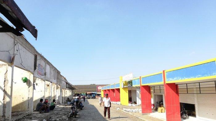 Lanjutkan Pembangunan Pasar Besar Kota Batu unit Sayur, 20 Kios di Robohkan Untuk Sarana Jalan