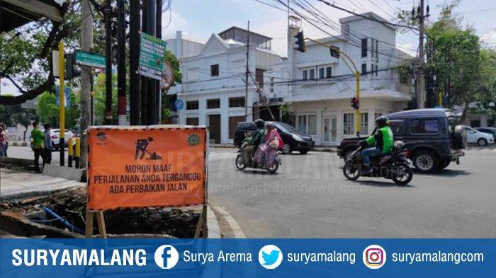 Penutupan Jalan untuk Proyek Koridor Kayutangan Heritage Bisa Berdampak Pada Trayek Angkot Malang