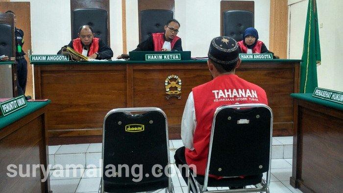 Pembawa 2,145 Kg Sabu-sabu di Tuban Dituntut 20 Tahun Penjara dan Denda Rp 3 Miliar