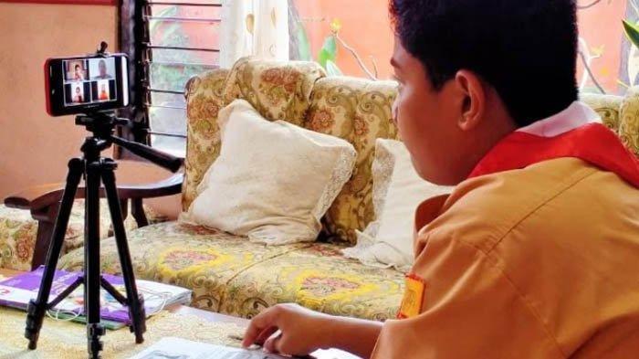 Rencana Sekolah Tatap Muka di Surabaya Ditiadakan, SE Wali Kota Risma Besok Guru Ngajar di Rumah