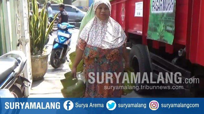 Pembeli Elpiji 3 Kg di Operasi Pasar Disdag Kota Malang Wajib Bawa KTP