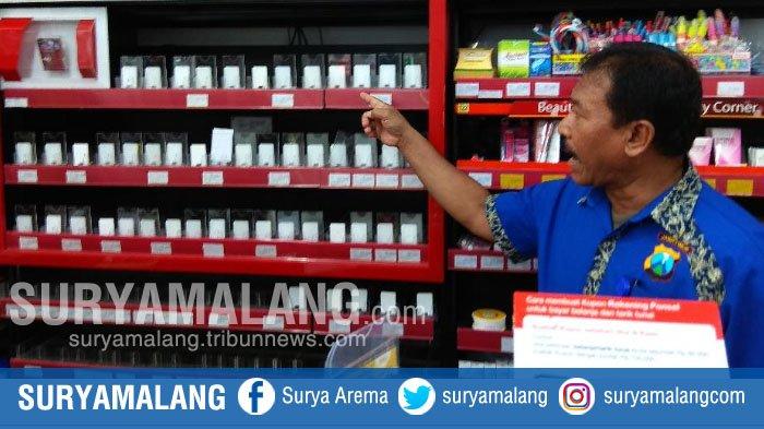 Bobol Alfamart Tulungagung, Pencuri Tak Hanya Ambil Rokok, Tapi Juga Memori CCTV