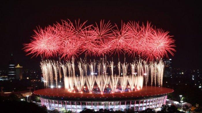 Ternyata Begini Konsep Closing Ceremony Asian Games 2018, Pantas Tiketnya Ludes Terjual!