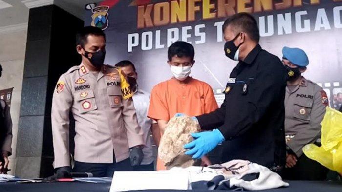 Warga Pagak Malang Dibunuh di JLS Pantai Gemah Tulungagung, Pelakunya Ternyata Temannya Bermain Judi