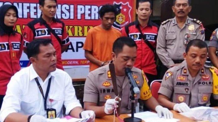 Gara-gara Ketagihan Aroma Bensin, Remaja 18 Tahun Bantai Ibu Kandung di Padanglawas
