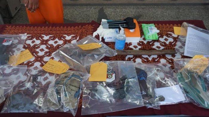 Aktivitas Hamdy Setelah Bunuh Ibu Kandung untuk Tumbal Harta Karun di Bekas Mes PJB Karangkates