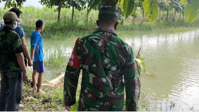 2 Pemburu Biawak Tewas Tenggelam di Waduk Desa Sumber Agung, Lamongan