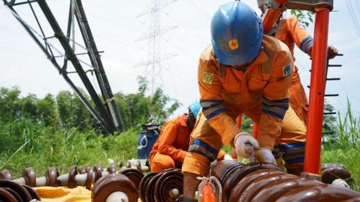 PLN Lakukan Pemeliharaan Jaringan Transmisi 500 kV Tanpa Padam