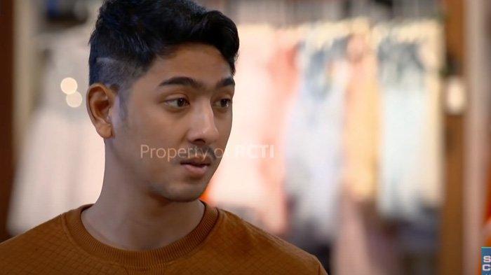 Pemeran Aldebaran aktor Arya Saloka di adegan sinetron Ikatan Cinta