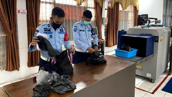 Antisipasi Barang Ilegal Masuk, Lapas Lowokwaru Malang Perketat Pengawasan