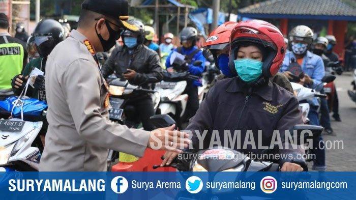Bila Terjadi Kemacetan Selama PSBB Malang Raya, Ada Rekayasa Lalu Lintas Simpang Underpass Karanglo
