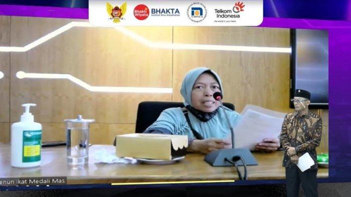 Potret Siti Ruqoyah, Mantan TKW Asal Kota Kediri yang Sukses Jadi Pengusaha Kain Tenun Ikat