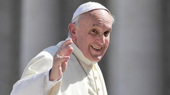 Pemimpin umat Katolik sedunia, Paus Fransiskus