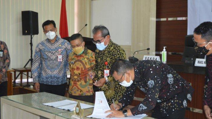 Pemkot Batu dan BPJS Ketenagakerjaan Kerjasama Lindungi Seluruh Pekerja di Kota Batu
