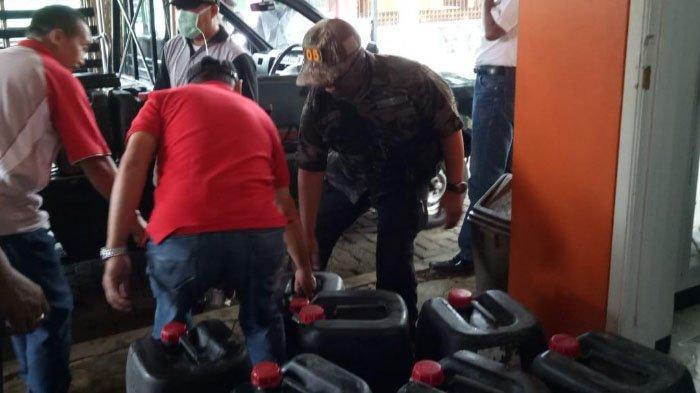 Pemkot Malang Mulai Bagikan Cairan Disinfektan ke 57 Kelurahan