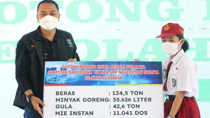 Pemkot Surabaya Tanggung Pendidikan 300 Anak yang Jadi Yatim Piatu Karena Covid-19