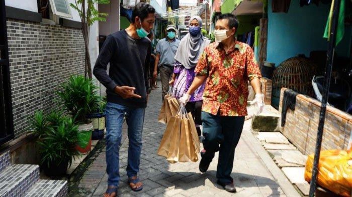 Pemkot Surabaya Siapkan Makanan Bagi Warga yang Isolasi Mandiri