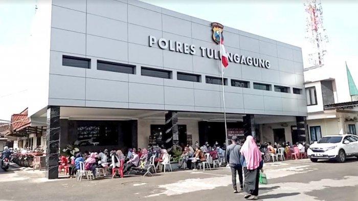 RSUD dr Iskak Buka Lowongan 284 Pegawai, Pemohon SKCK di Polres Tulungagung Membeludak